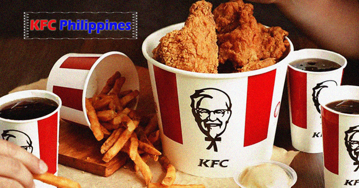 KFC Philippines Survey – Share your experience of deliciousness @ www mykfcexperience com ph